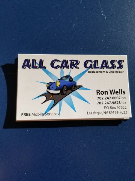 All Car Glass