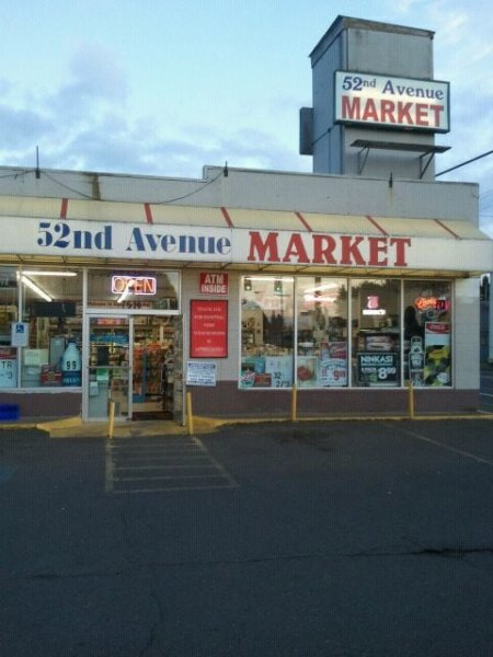 52nd Avenue Market