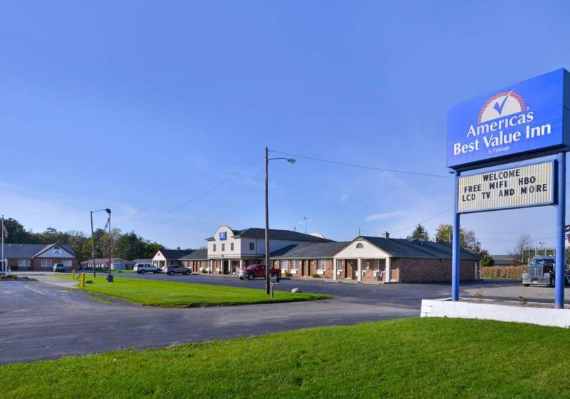 Americas Best Value Inn Decatur, IN
