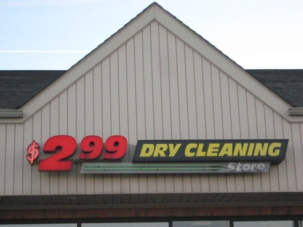 299 Dry Cleaning Store