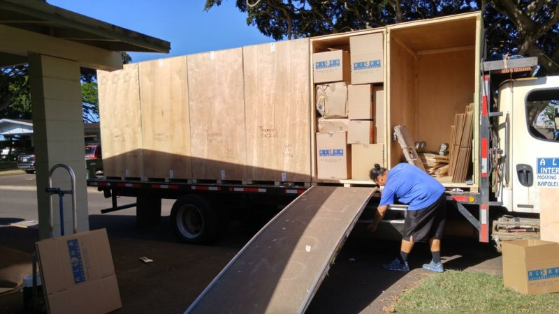 Aloha International Moving Service