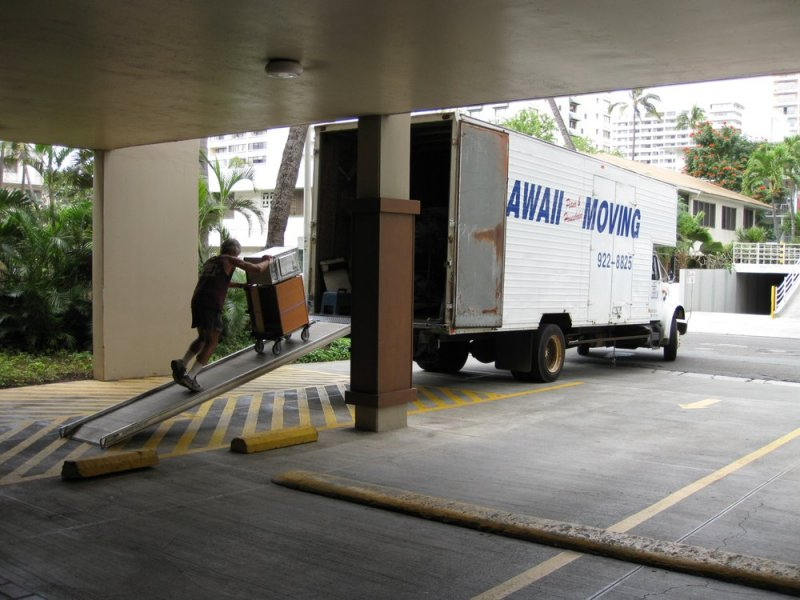 Hawaii Piano and Household Movers